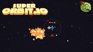 Let's Play: SuperOrbit.io Kamikaze Mines!