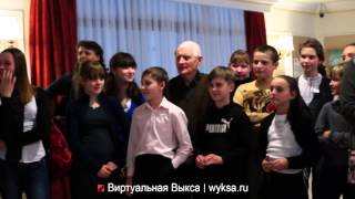 Выставка творческих работ педагогов ДМШ г. Выкса