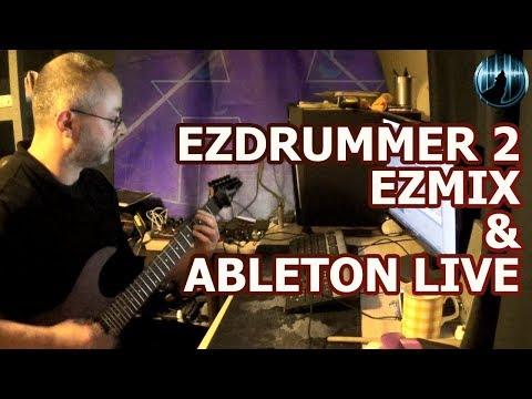 EZDrummer 2   EZMix   Ableton Live