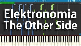 Gambar cover Elektronomia - The Other Side   Synthesia Piano Cover