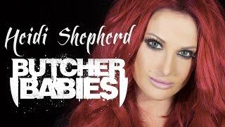 The You Rock Foundation: Heidi Shepherd of Butcher Babies