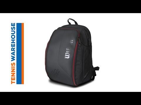 Wilson Federer DNA Backpack Bag