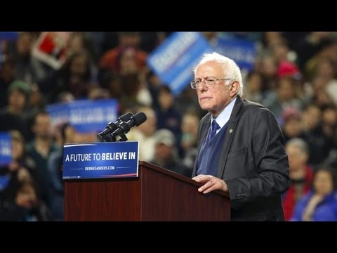 """Our Revolution""? Bernie Sanders Launches New Organization, But Key Staffers Quit in Protest"