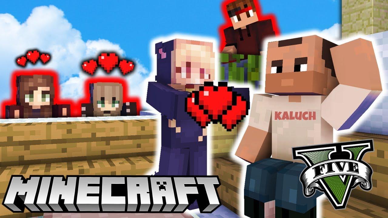Minecraft YouTubery randki datowanie radiowe węgla
