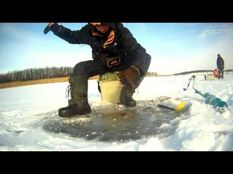 Ловля плотвы на мормышку со льда. Техника проводки.