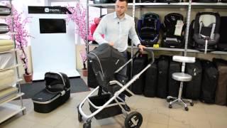 Nuna Ivvi  2 в 1 обзор детской коляски (Нуна Иви)