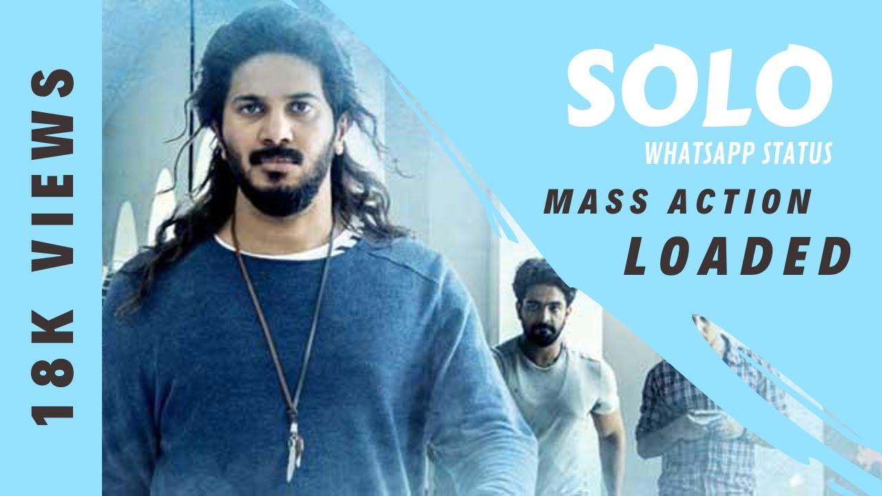 Solo | Malayalam Movie | WhatsApp Status | Video - YouTube