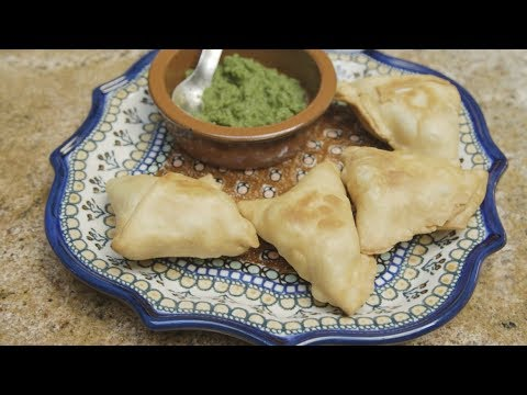 How to Make Samosa - Jyoti's Indian Kitchen