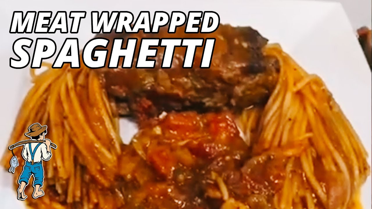Download Meat wrapped spaghetti is legit