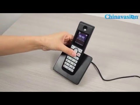 Portable GSM Desk Phone Review with GSM Slot - Easy for office phone call, elderly person