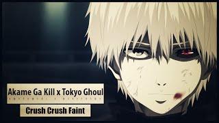 Akame Ga Kill x Tokyo Ghoul 「AMV」 Collab W/MaskedAMV