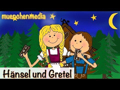 Hänsel und Gretel - Kinderlieder zum Mitsingen   Kinderlieder deutsch - muenchenmedia