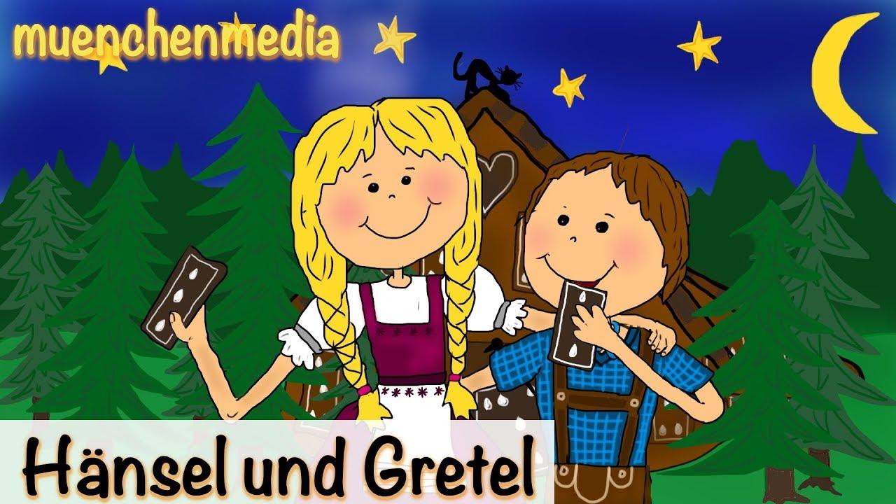 🎵 Hänsel und Gretel - Kinderlieder zum Mitsingen | Kinderlieder ...