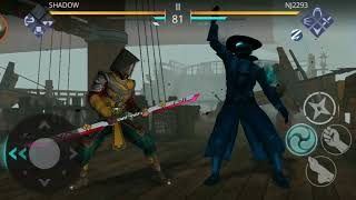Shadow fight 3 Dual fighting with Ch5 New equipment (Herald)