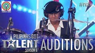 Pilipinas Got Talent 2018 Auditions: Ernesto Chuidan - Drum Exhibition