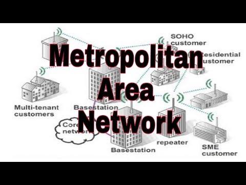Metropolitan Area Network ( MAN )