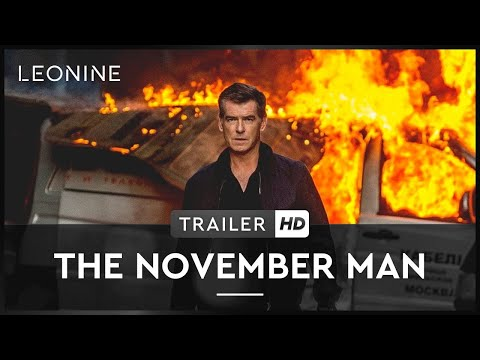 The November Man - Trailer (deutsch/german)