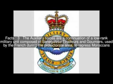 Auxiliary Forces Top  #5 Facts