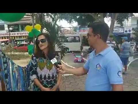 Mãe do Surfista Pedro Veiga feliz com recepção em Amargosa e disse que ele é um orgulho para todos