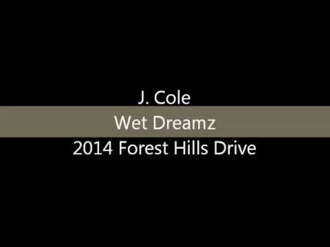 Wet Dreamz J Cole (Official) Clean with lyrics