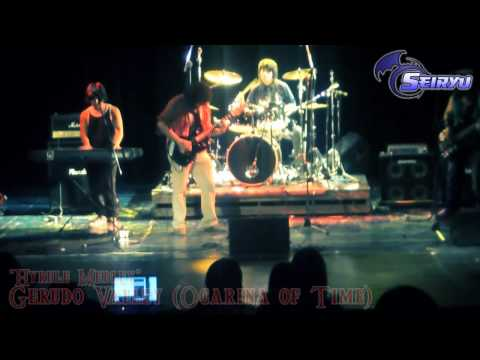 "Seiryu - ""Hyrule Medley!"" (Live at AniFest Santiago Stage 2012)"