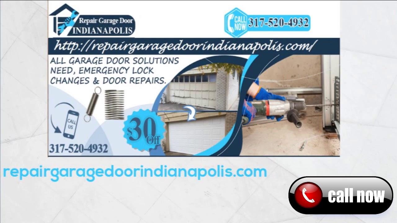 Repair Garage Door Indianapolis 317 863 0389 Indianapolis Repair Garage Door