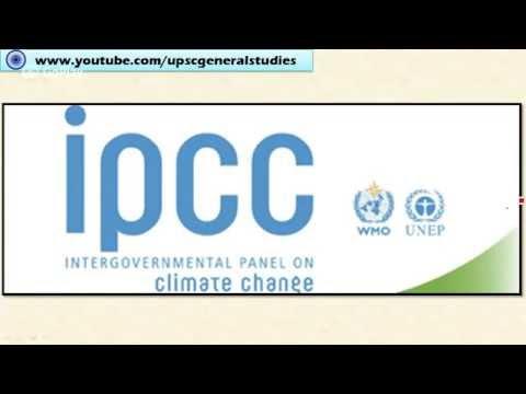 IPCC:TheIntergovernmental Panel on