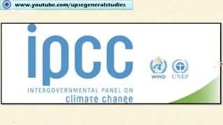 IPCC:The Intergovernmental Panel on Climate Change (IPCC) : Climate change