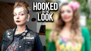 From Punk To Pinup - How Will My Husband React? | HOOKED ON THE LOOK