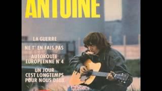 Antoine -[3]- Autoroute Europeenne No4