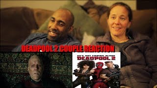 DeadPool 2 | Couple Reaction