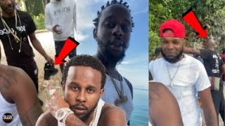 OMG!!! Popcaan Have Some LOYAL Friends Like This Around Him