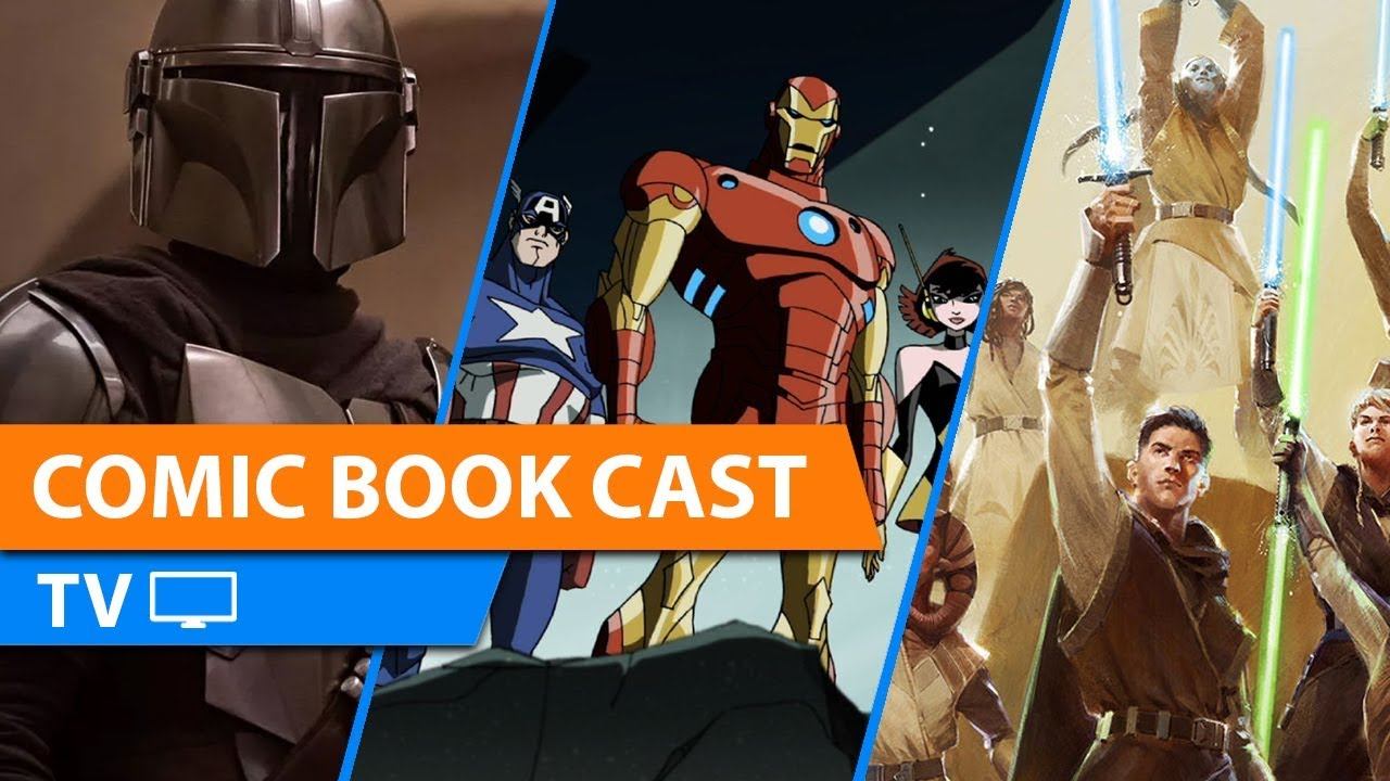 Changes To Marvel Animation, High Republic Wont Tie Into Movies Or TV & More l TCBC TV