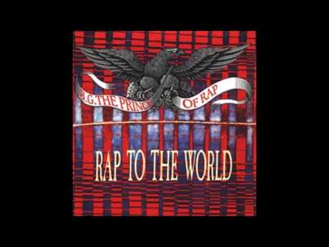 B.G. The Prince Of Rap – Rap To The World (Go-Go Mix). Eurodance 1990