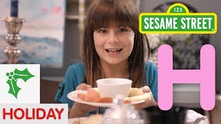 Sesame Street: H is for Holiday