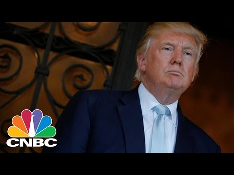 Donald Trump Expected To Name Trade Hawk Robert Lighthizer As Representative | Squawk Box | CNBC