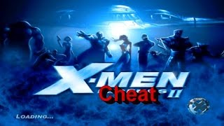 X-MEN Legends 2 Rise of Apocalypse All Cheats Gameplay PS2
