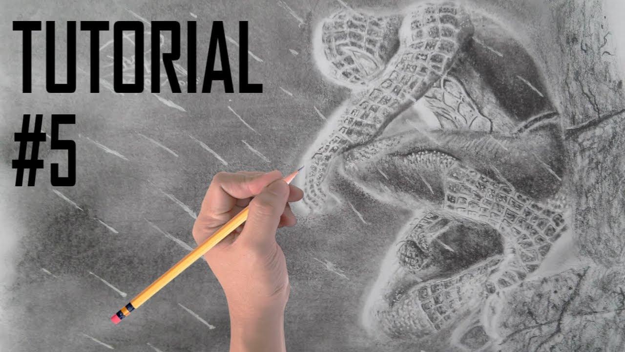 Como Dibujar A El Hombre Arana Negro Spiderman Muy Facil Y Sencillo