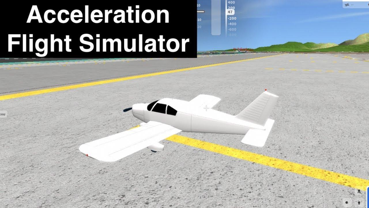 roblox flight simulator