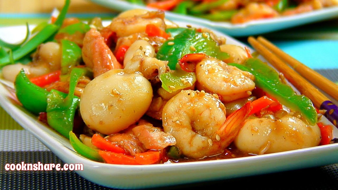 Spicy Seafood Youtube