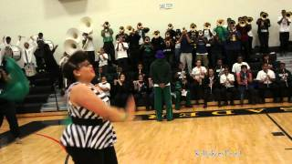 Cass Tech High School Alumni Band - Get Off - 2013