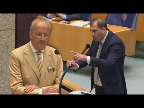 Hiddema en PVV botsen over enkelband