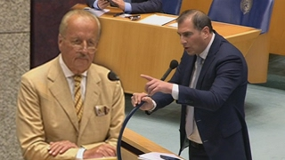 Hiddema en PVV botsen over enkelband