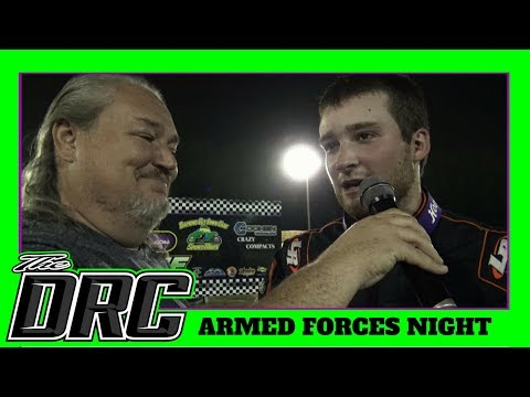 Moler Raceway Park | 5/25/18 | Armed Forces Night | Josh Rice