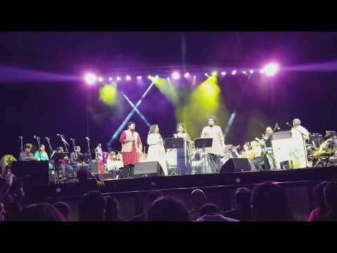 Ilayaraja Toronto 2018 ! Ada Machamulla! Chinna Veedu Peppy 80s hit !