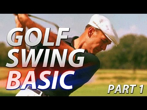 Golf Swing Basic Part 1
