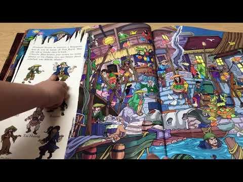 Livre Pirates Des Caraibes Cherche Et Trouve Geant Editions Pikids
