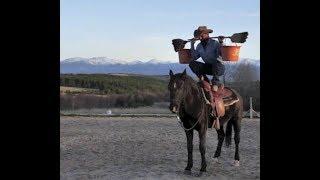 Funny Horse Rider Workout | Horsemanship | Horsenook
