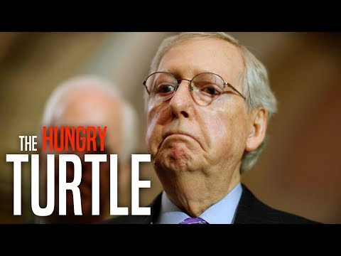 Mitch McConnell Keeps Getting Heckled at Restaurants