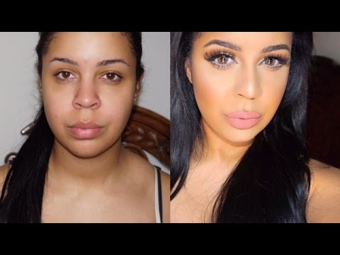 Full Face Flawless Makeup Tutorial - From Start to Finish!